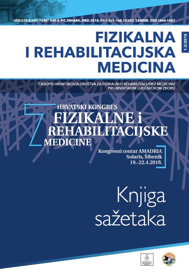 Fizikalna i rehabilitacijska medicina – god 2017 br 3-4